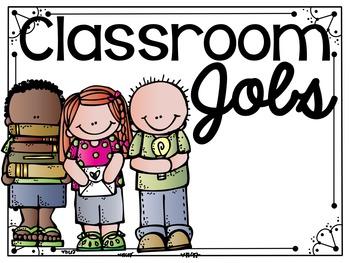 Classroom jobs featuring . Melonheadz clipart job