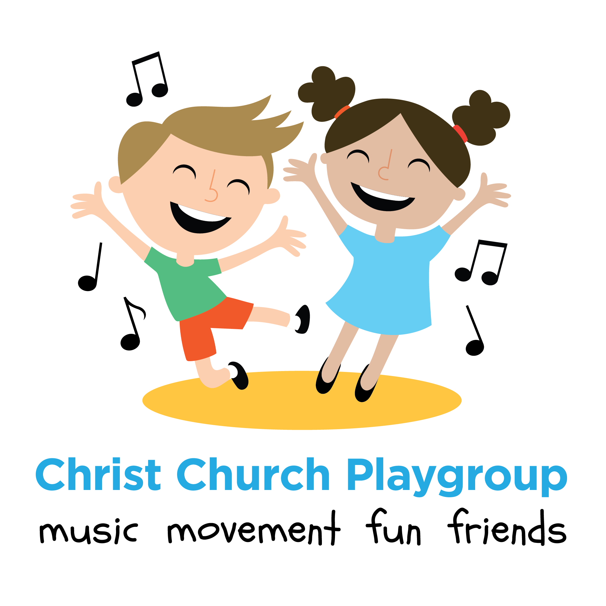 Class clipart playgroup. Christ church st ives