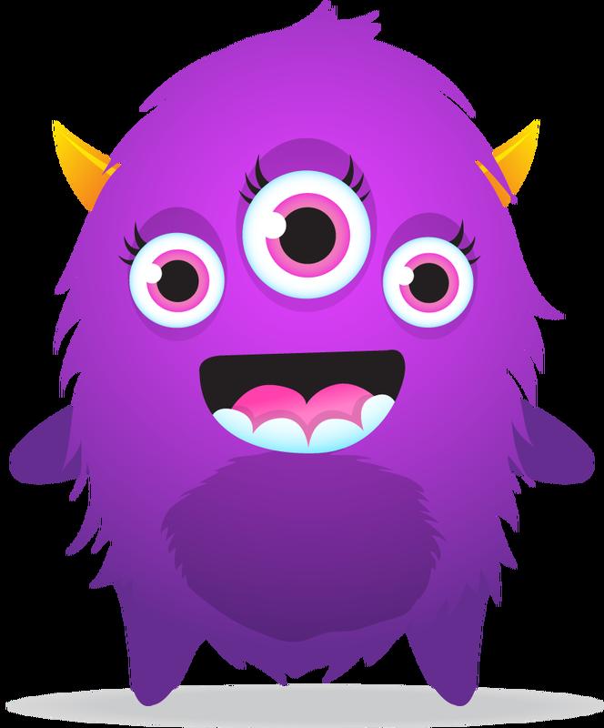 Monster clipart teacher. Class dojo avatar google