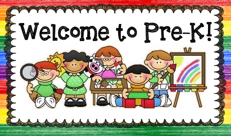 Preschool clipart pre k. Kindergarten information about the