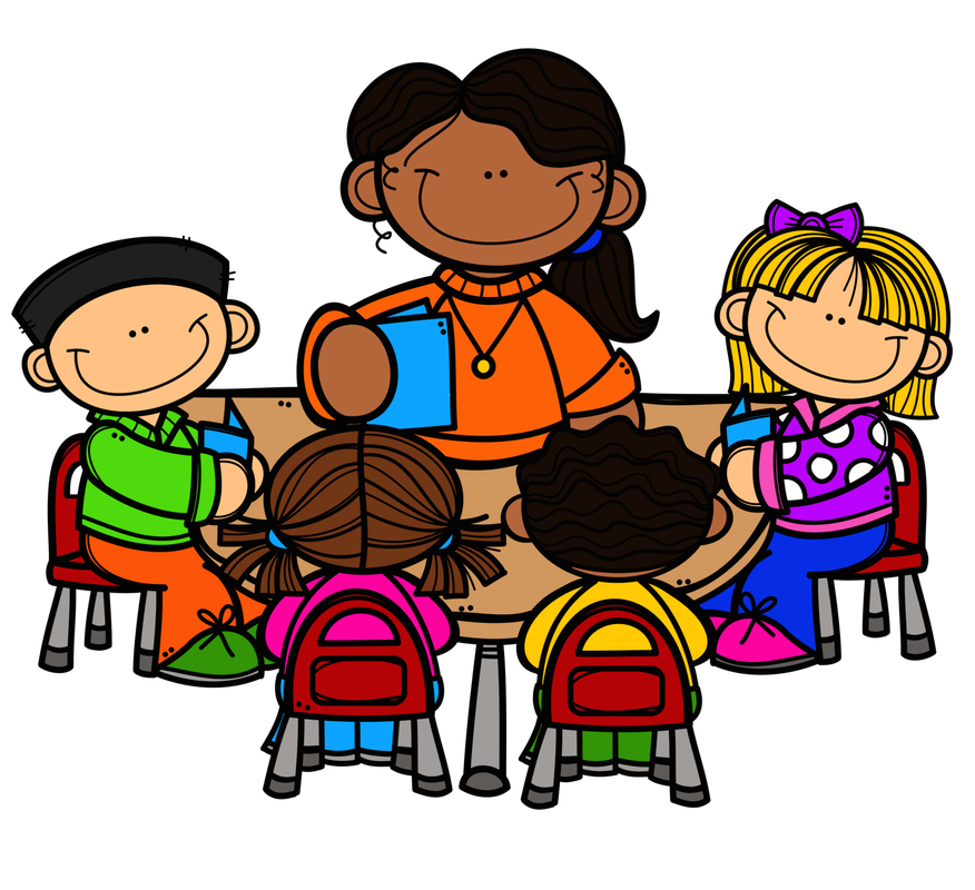 Clipart reading guided reading.  collection of rules