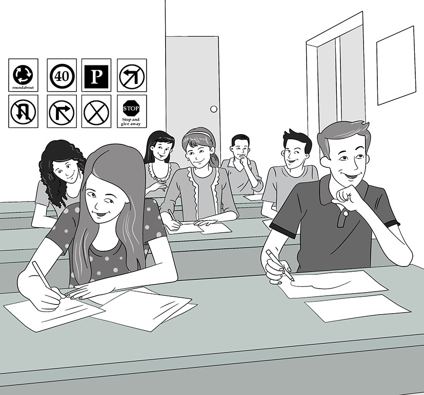 Entry by himanshu for. Class clipart reference