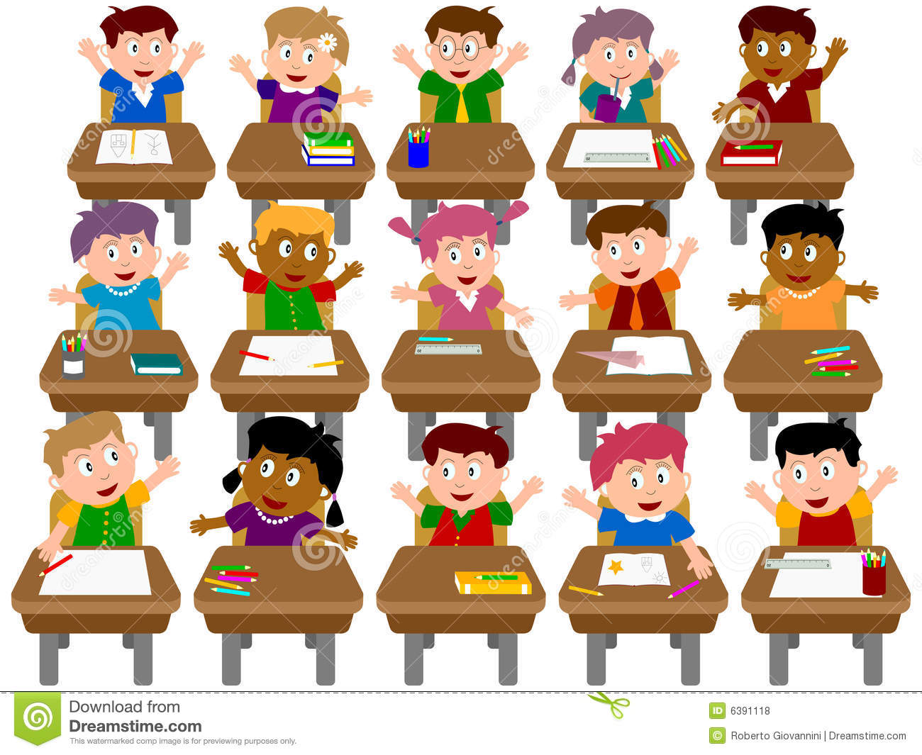 Class clipart reference. The incredible free classroom