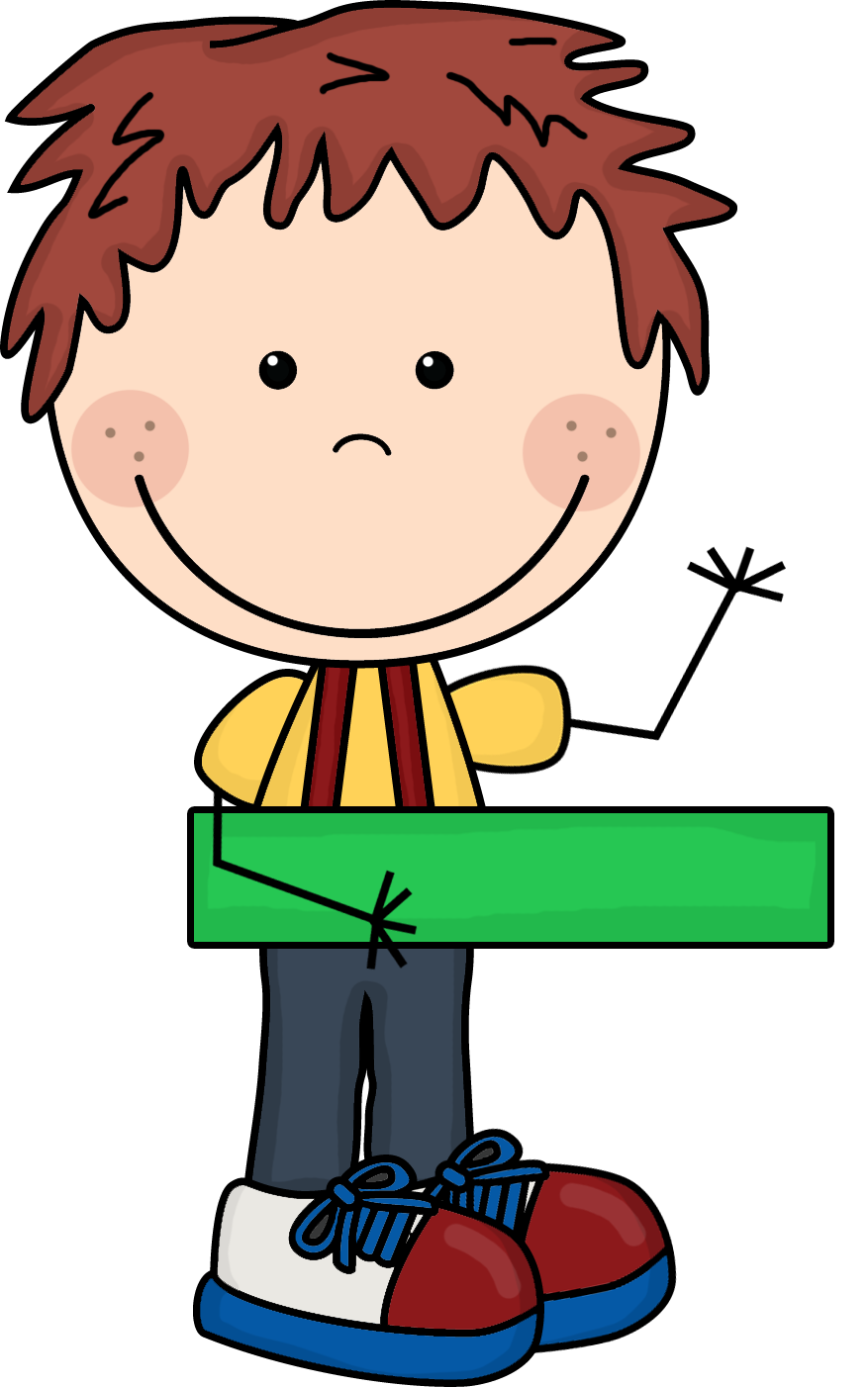 Planning clipart stick figure. Palitos kids matematika t