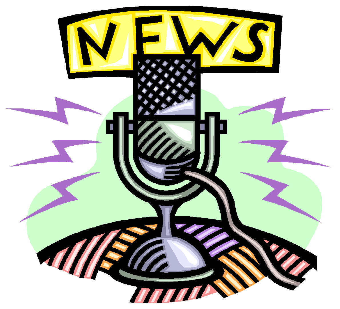News clipart news story. Elem educ