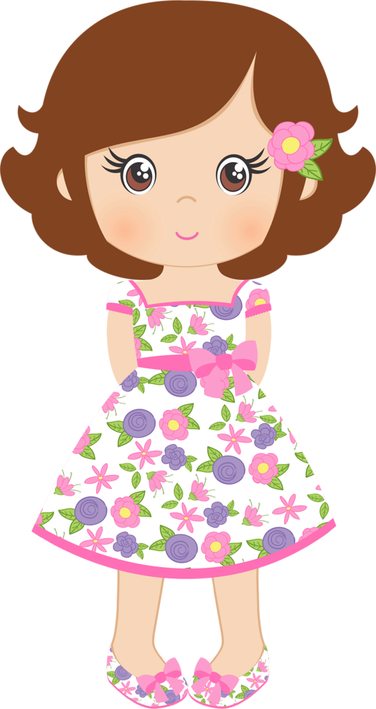 Young clipart me girl. Spring shabby chic png