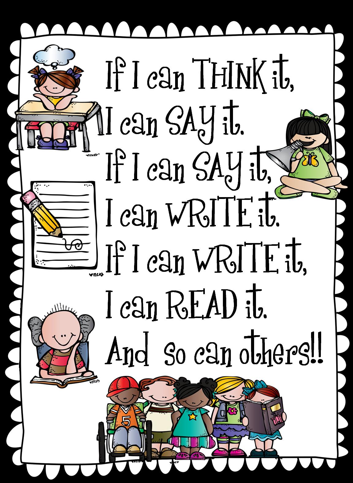 Writer clipart kindergarten writing. Picture education pinterest classroom