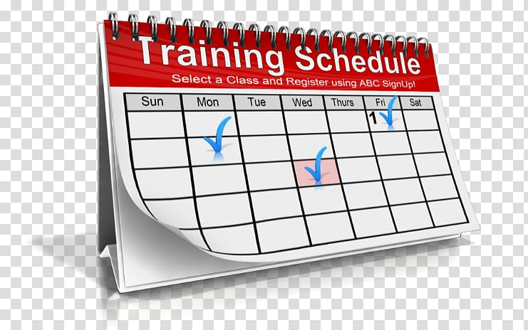 Schedule clipart training calendar. Research state institute of