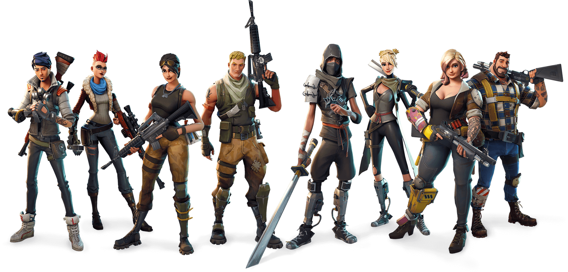 Class clipart transparent. Fortnite characters png image