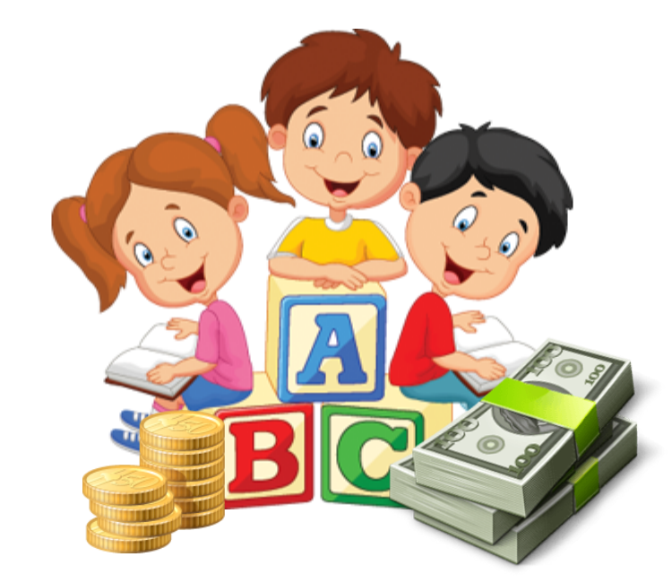 Online school fees management. Planning clipart tuition