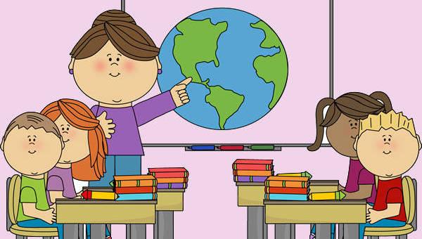 cliparts free vector. Classroom clipart