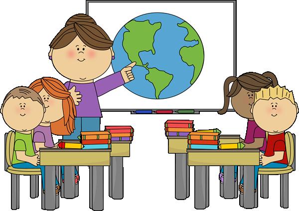 Classroom . Teach clipart