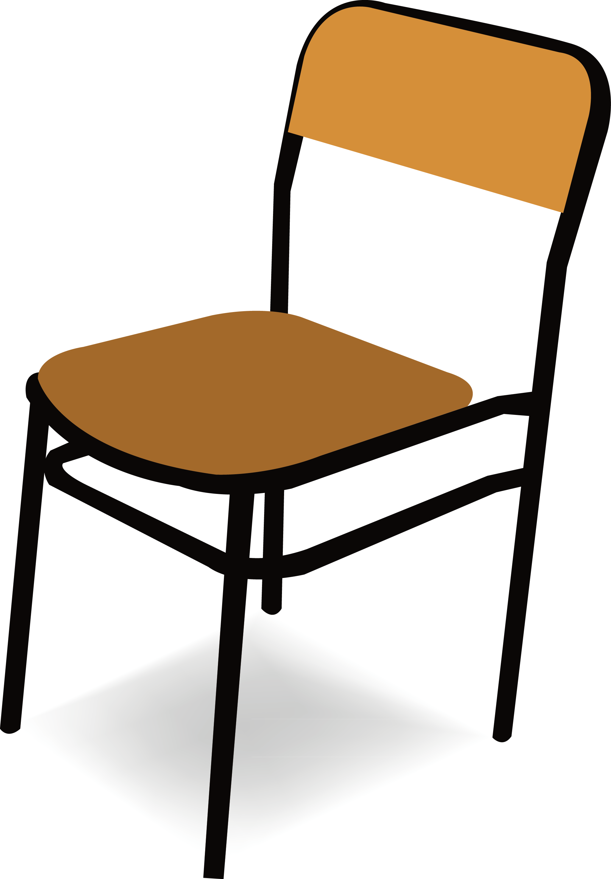 Article with tag drawing. Desk clipart classroom