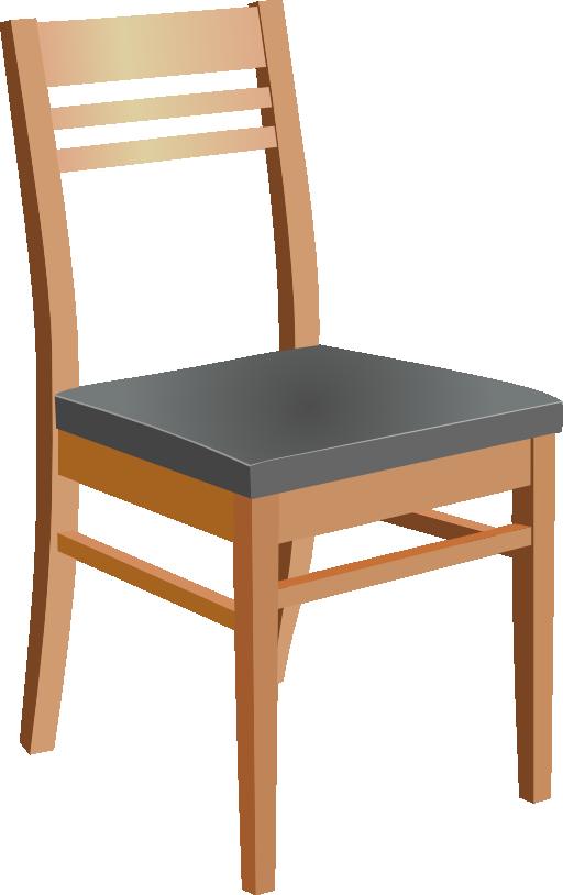 Clipart chair illustration. Clip art panda free