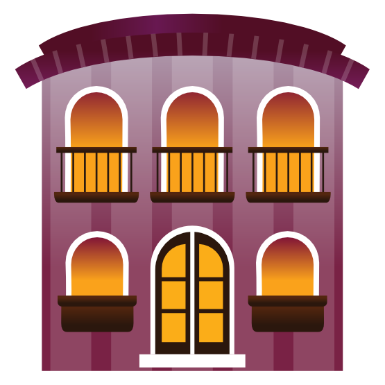 Story clip art free. Restaurants clipart exterior