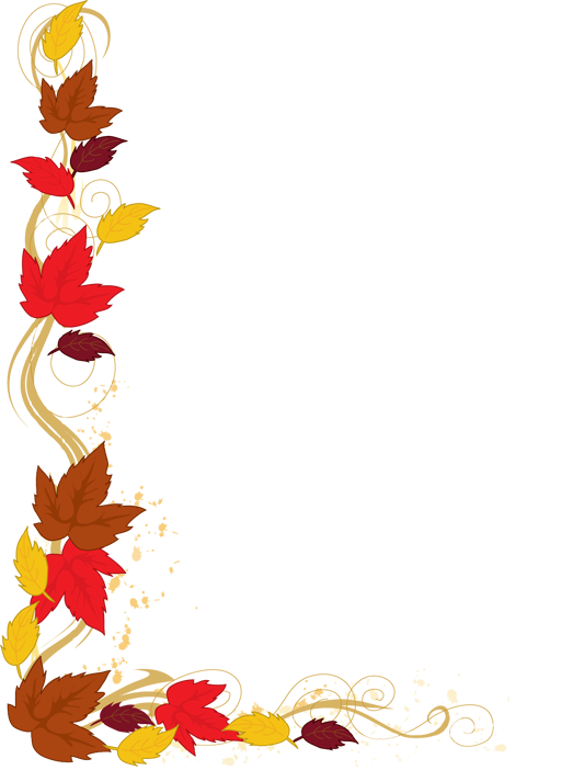Fall border png. Web design development pinterest