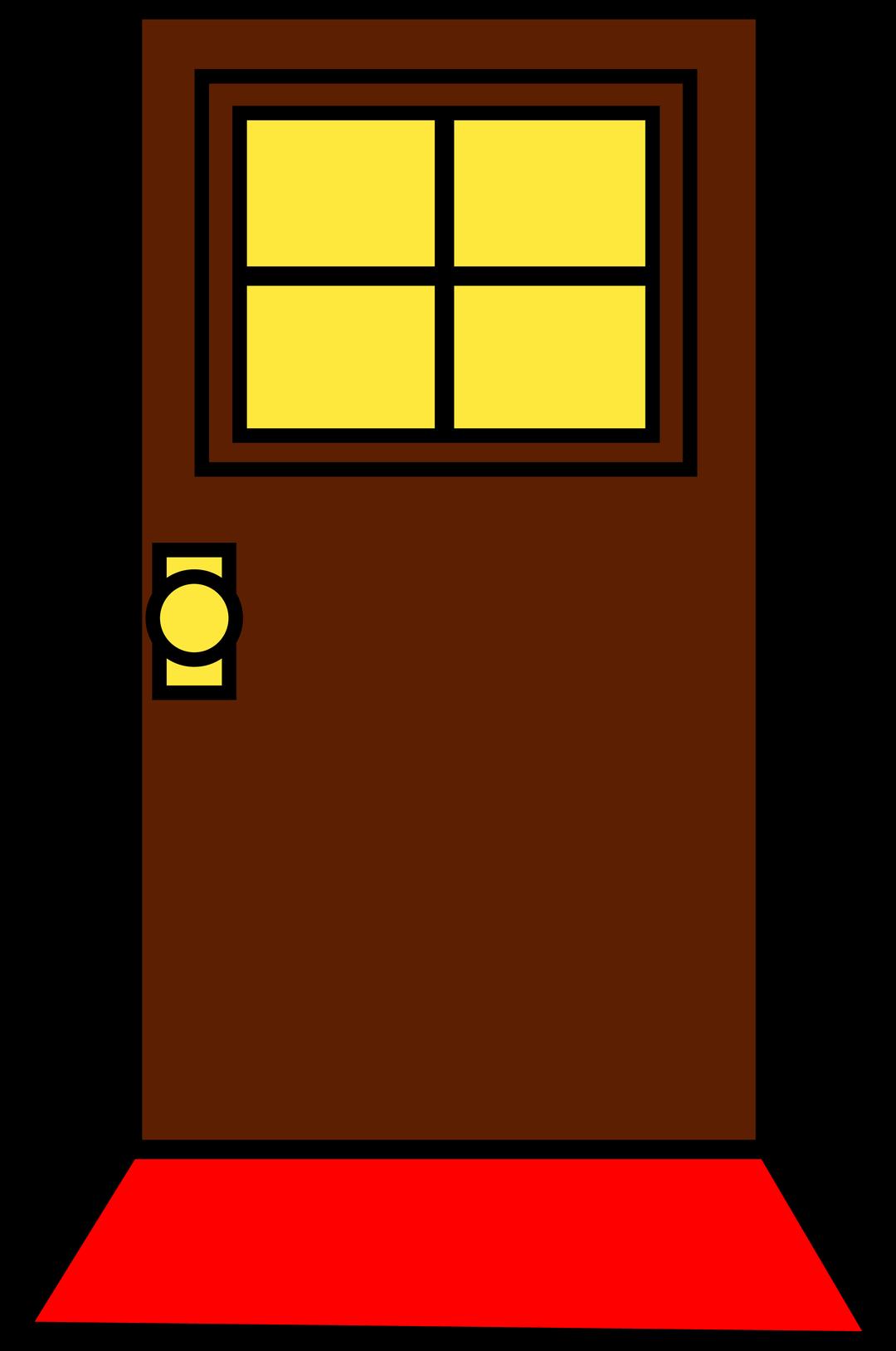 Brilliant open door welcome. Classroom clipart cabinet