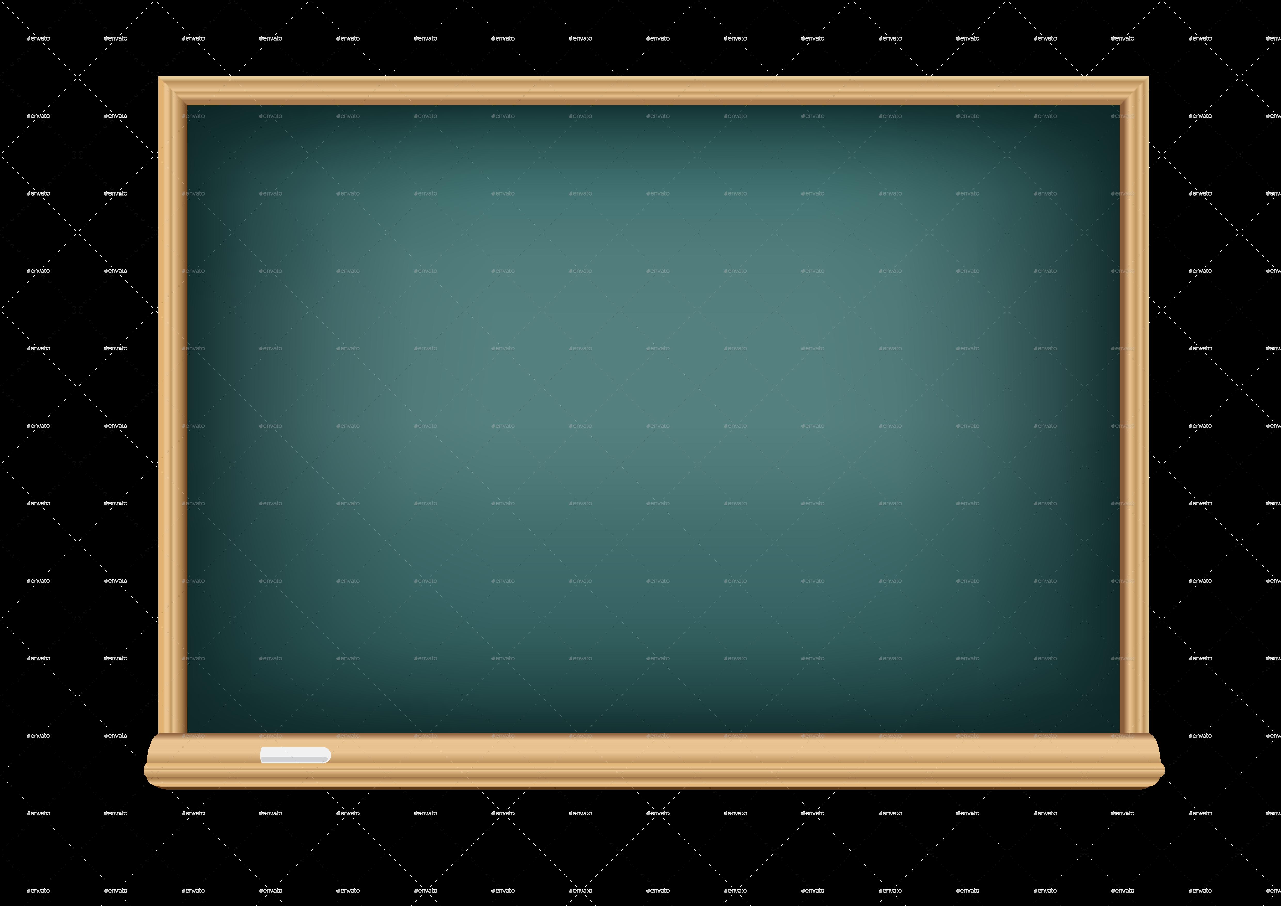 Square clipart chalkboard. Black bord acur lunamedia