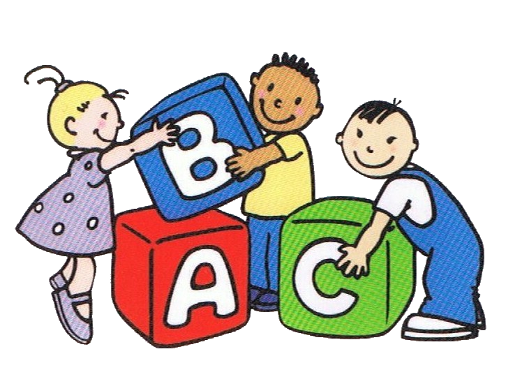 Daycare option reading resource. Clean clipart playroom