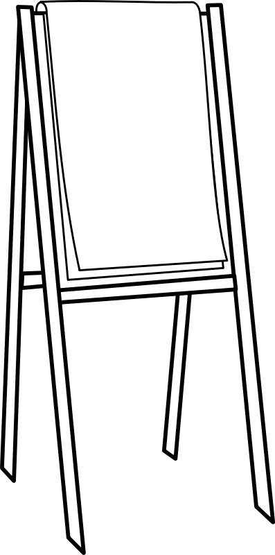 Clipart volleyball paint splatter. Easel black and white