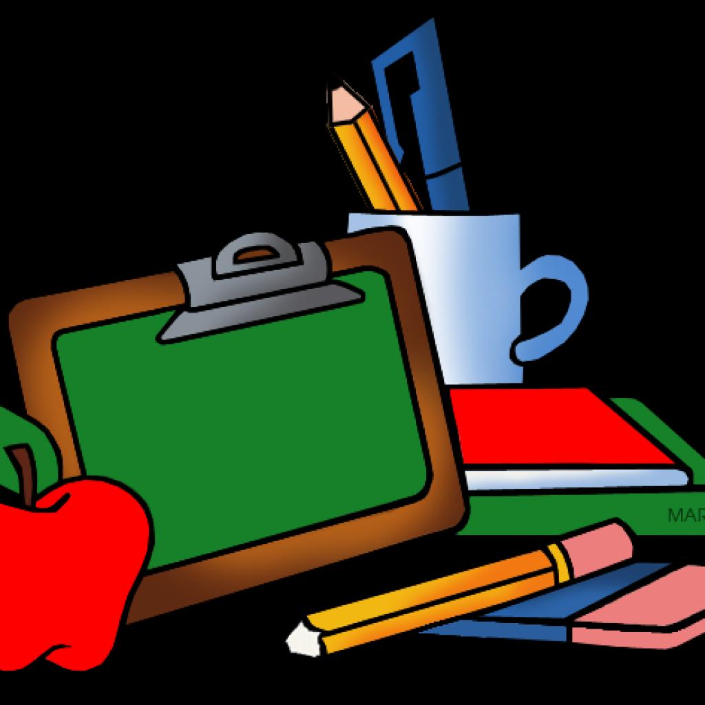 Clipart book school supply. Supplies tree hatenylo com
