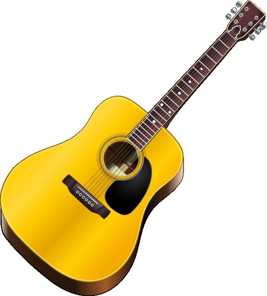 Guitar clip art vector. Clipart music laptop