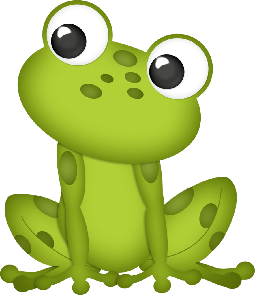 Cbg toadallycute grass png. Woodland clipart frog