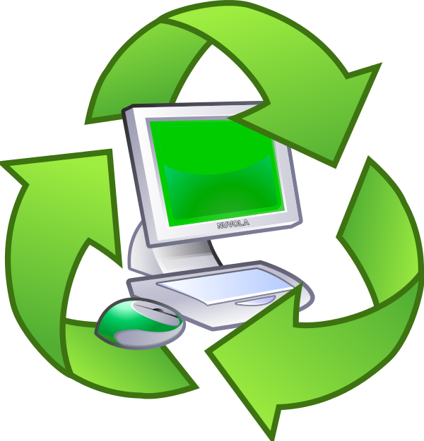 Reflecting on recycling or. Garbage clipart classroom