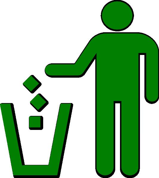 Trash clip art at. Garbage clipart track