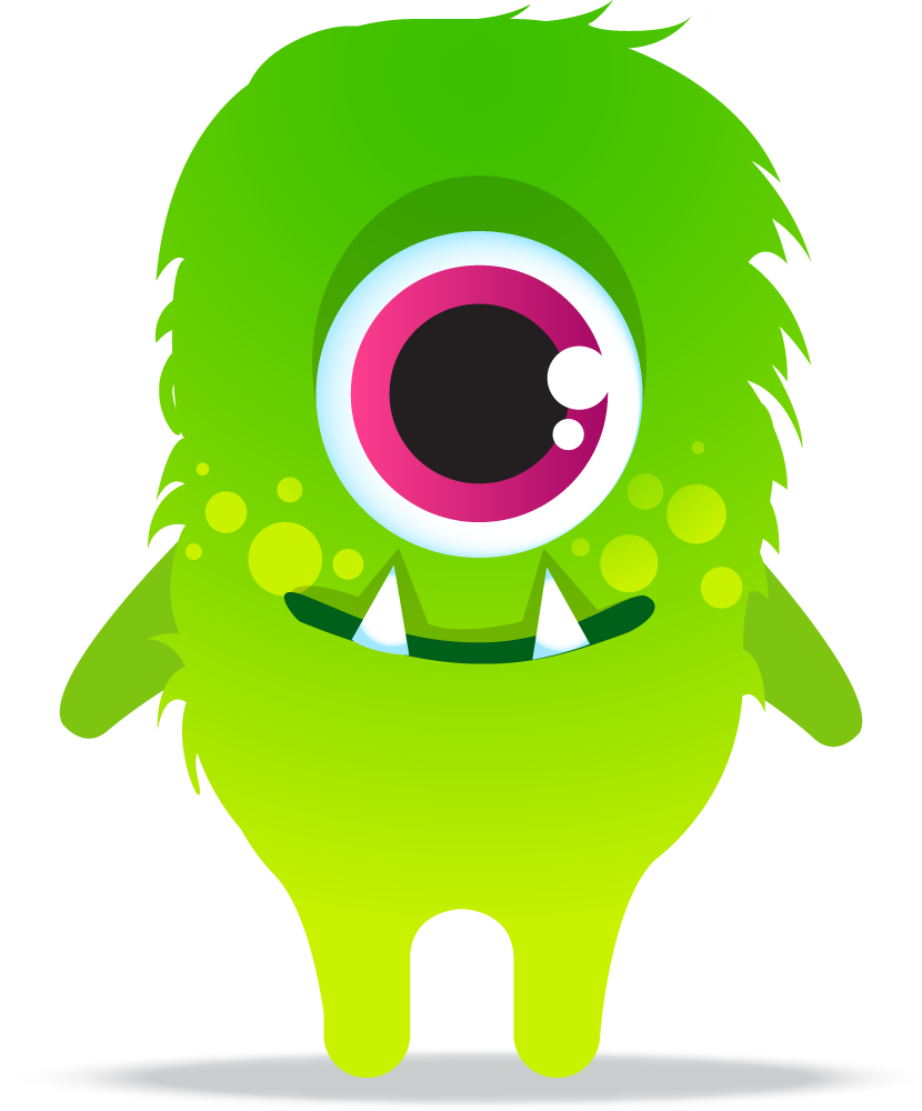Blog de la clase. Monster clipart teacher