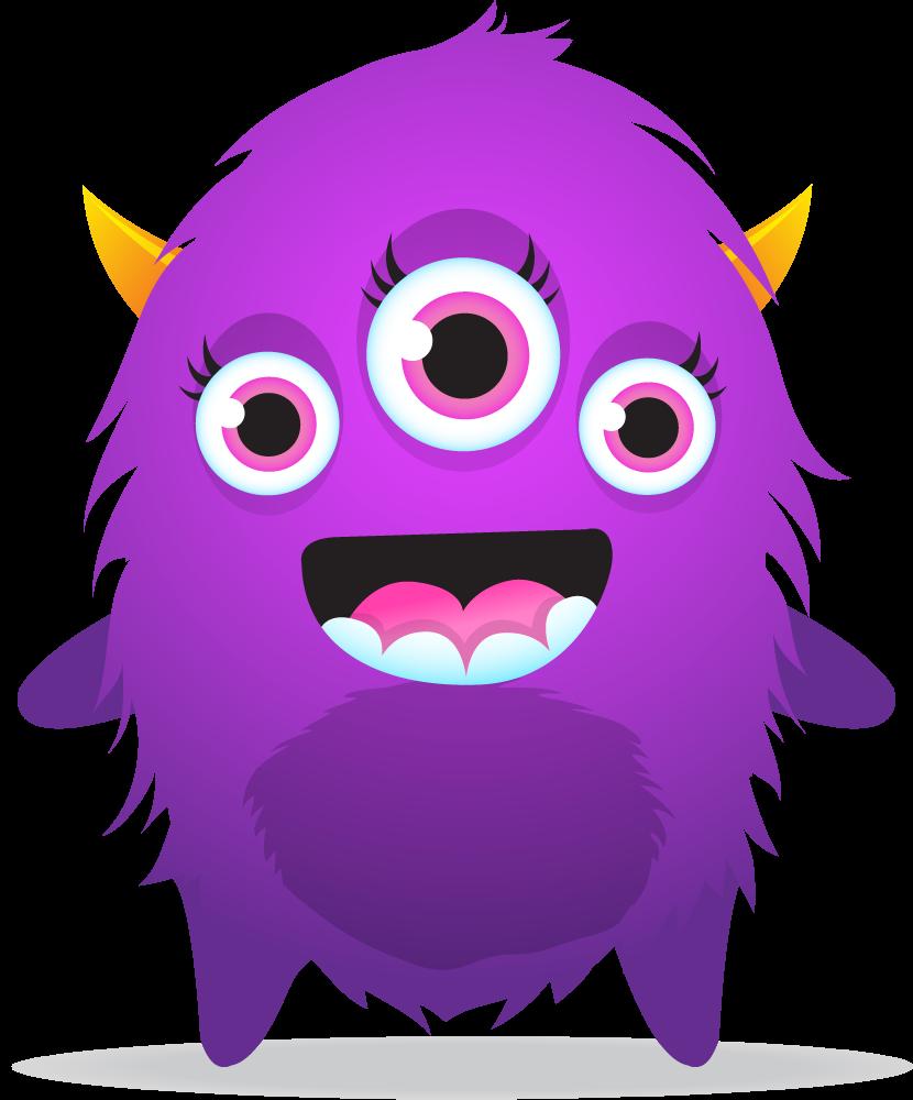 Monster clipart kindergarten. Blog de la clase