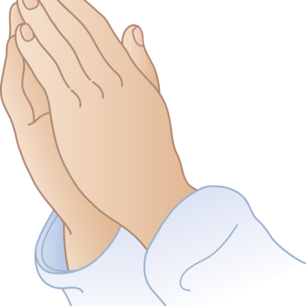 Free clip art praying. Hands clipart plant