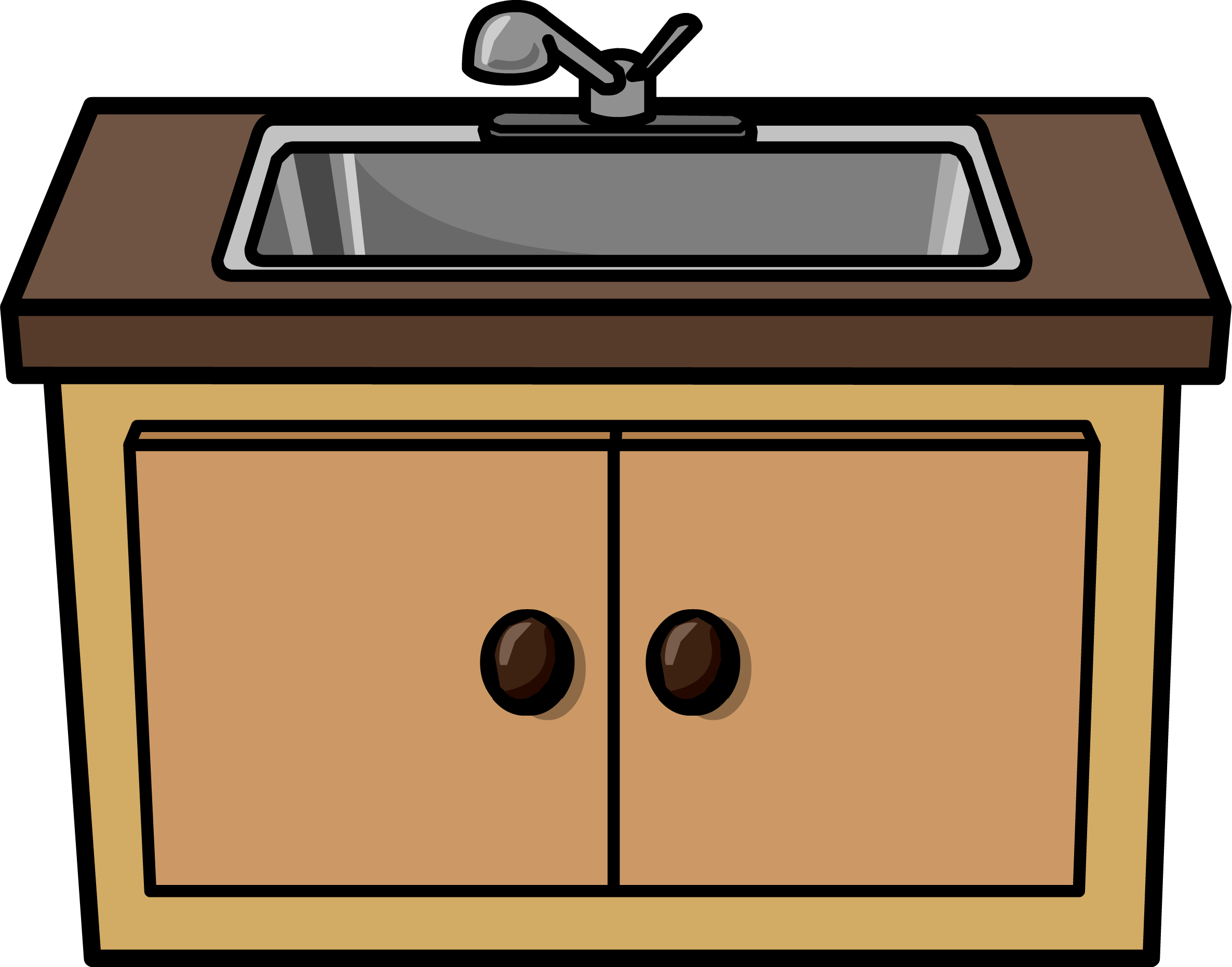 Classroom clipart sink.  collection of kitchen