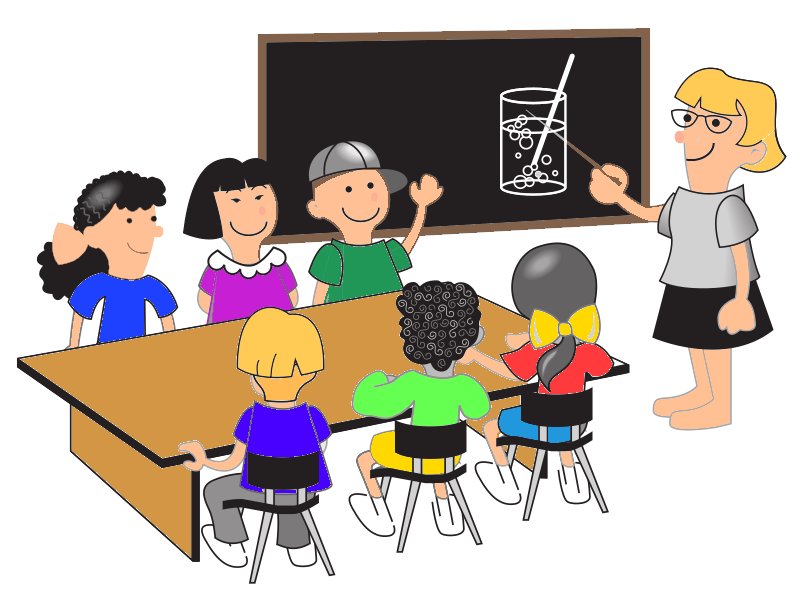 collection of teacher. Student clipart animated