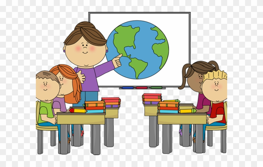 Grades clipart teaching. Teacher and students free