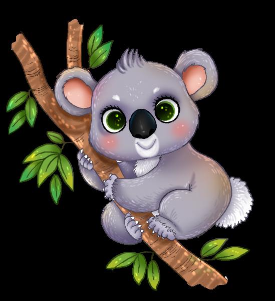 Nice clip art classroom. Clipart animals koala
