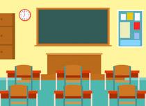 Free school clip art. Classroom clipart