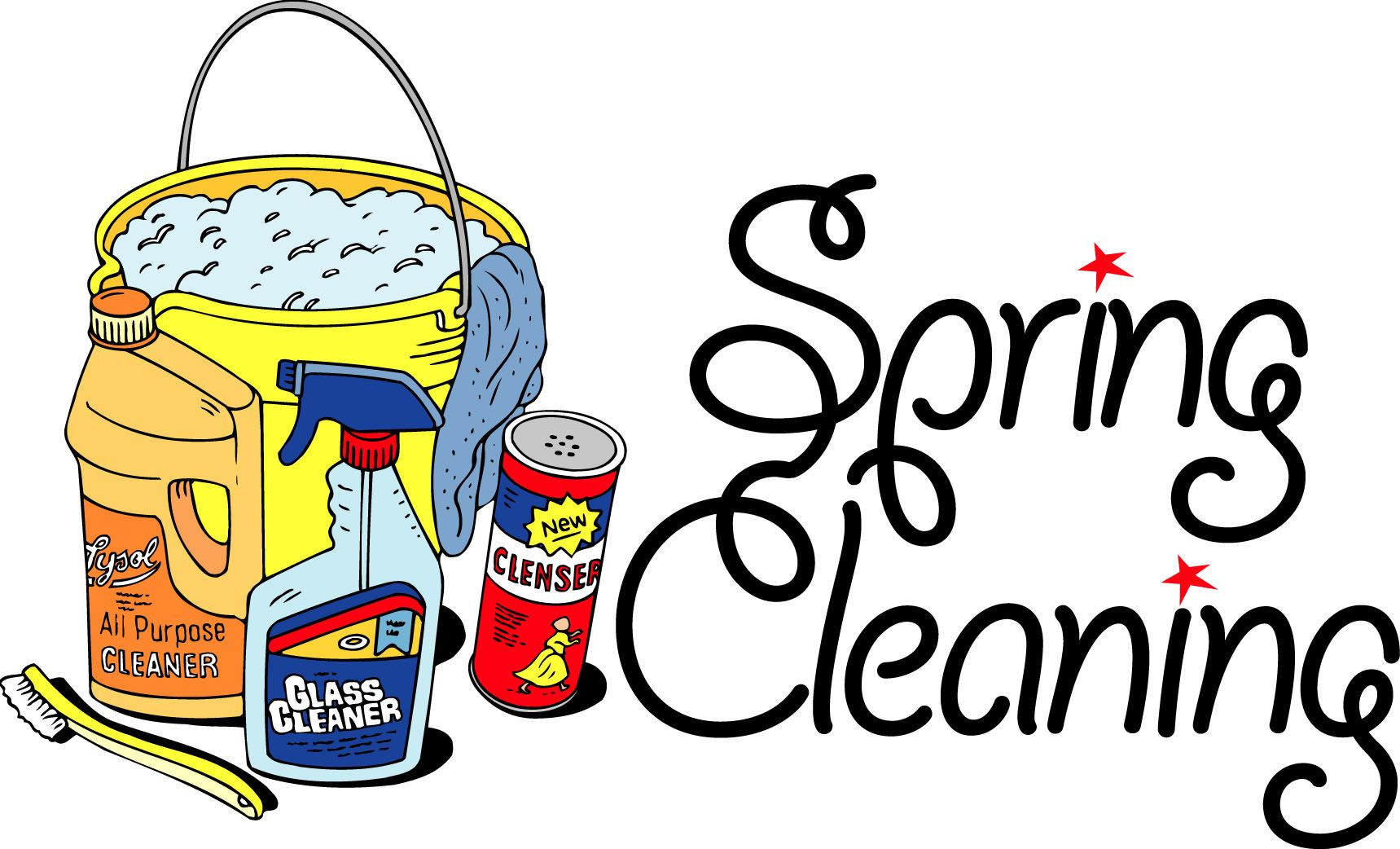 Cleaning kids clean room. Maid clipart kid