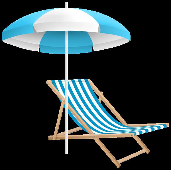 Napkin clipart transparent background. Beach chair and umbrella