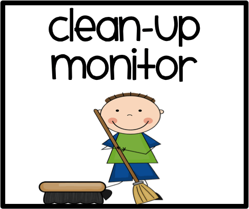 Lunchbox clipart class monitor. Clean classroom cliparts zone