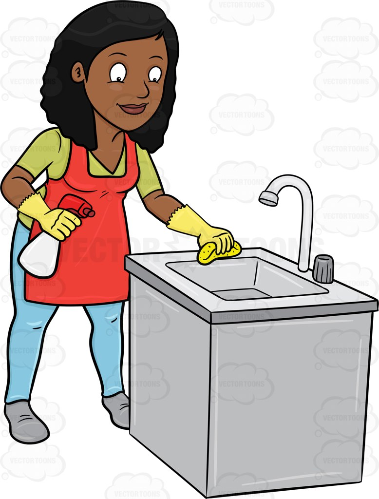 Room free download best. Housekeeping clipart clean counter