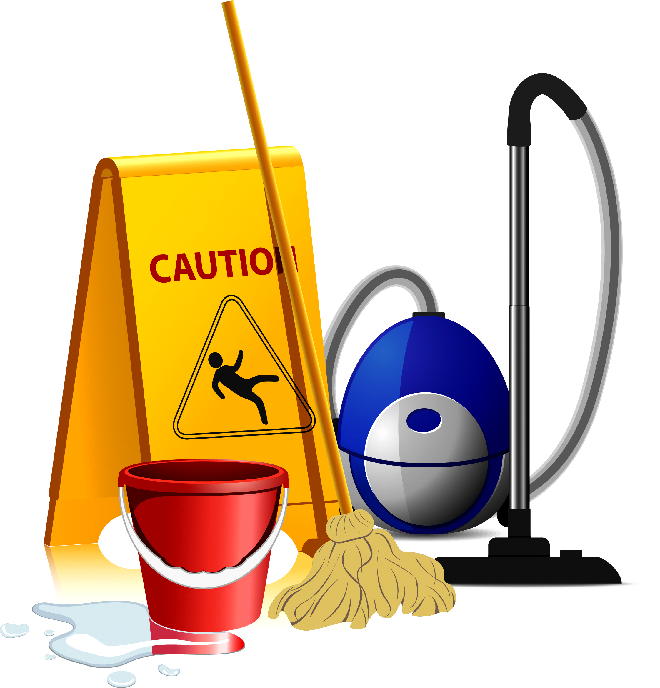 Clean clipart clean floor. Cleaning cleaner tool tools
