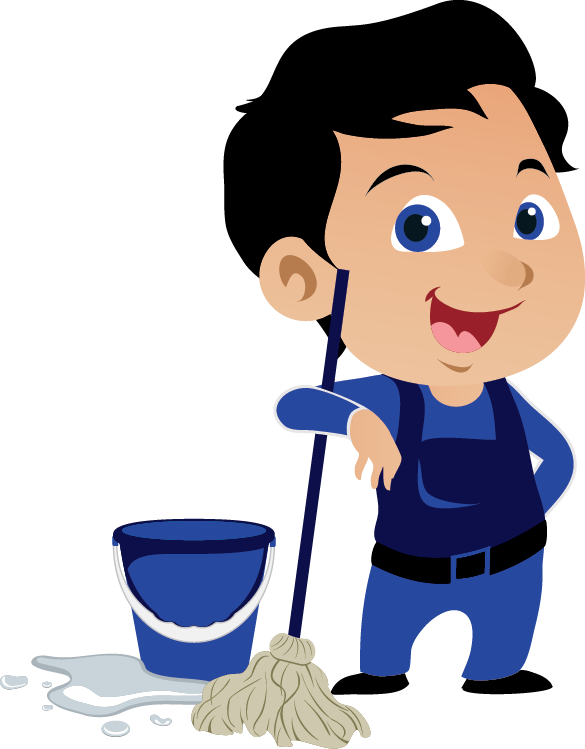 Commercial cleaning service residential. Clean clipart clean floor