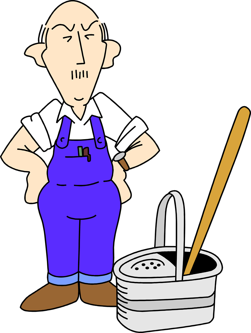 Female clipart janitor.  collection of cleaning