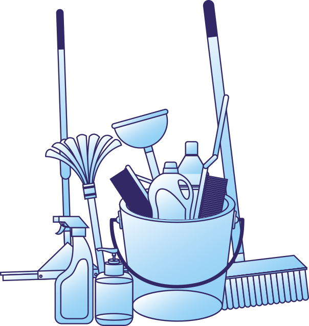 Maid clipart clean. Absolute shine cleaning services