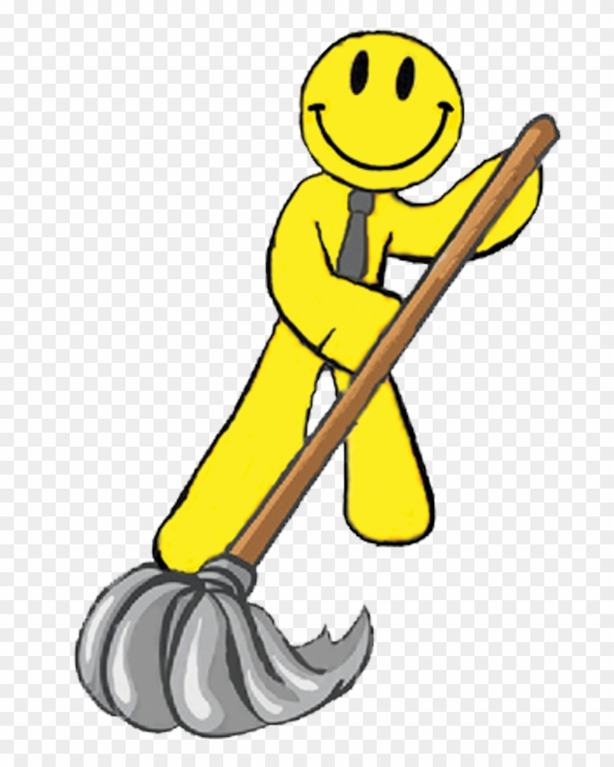 Clean happy png download. Cleaning clipart office