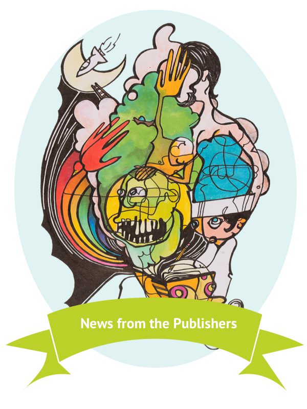 News from the publishers. Evidence clipart mystery genre