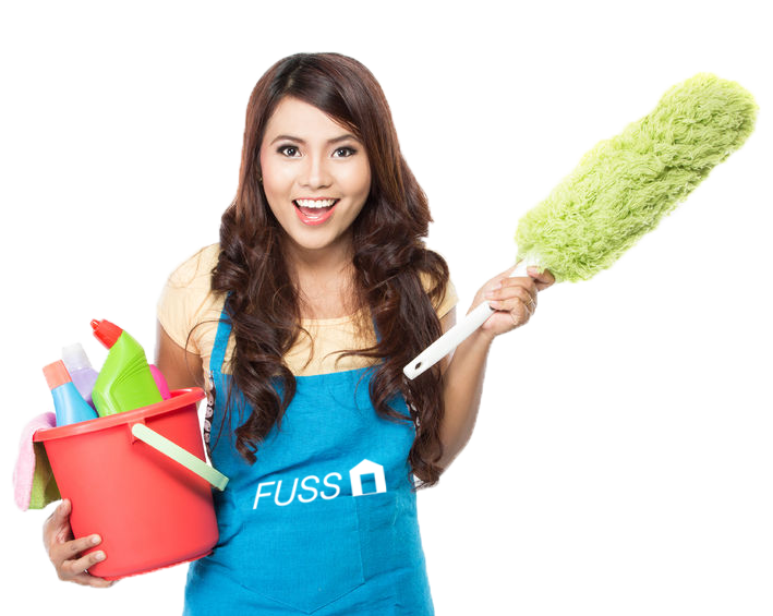 Fuss sg singapore part. Clean clipart domestic helper