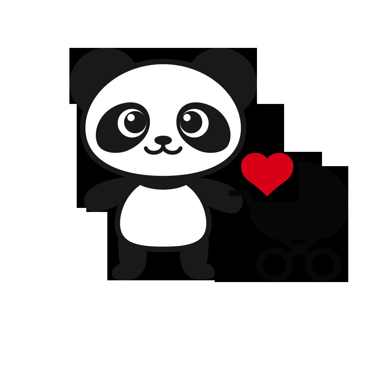 Maid clipart nanny. Blog panda navigation loginregister