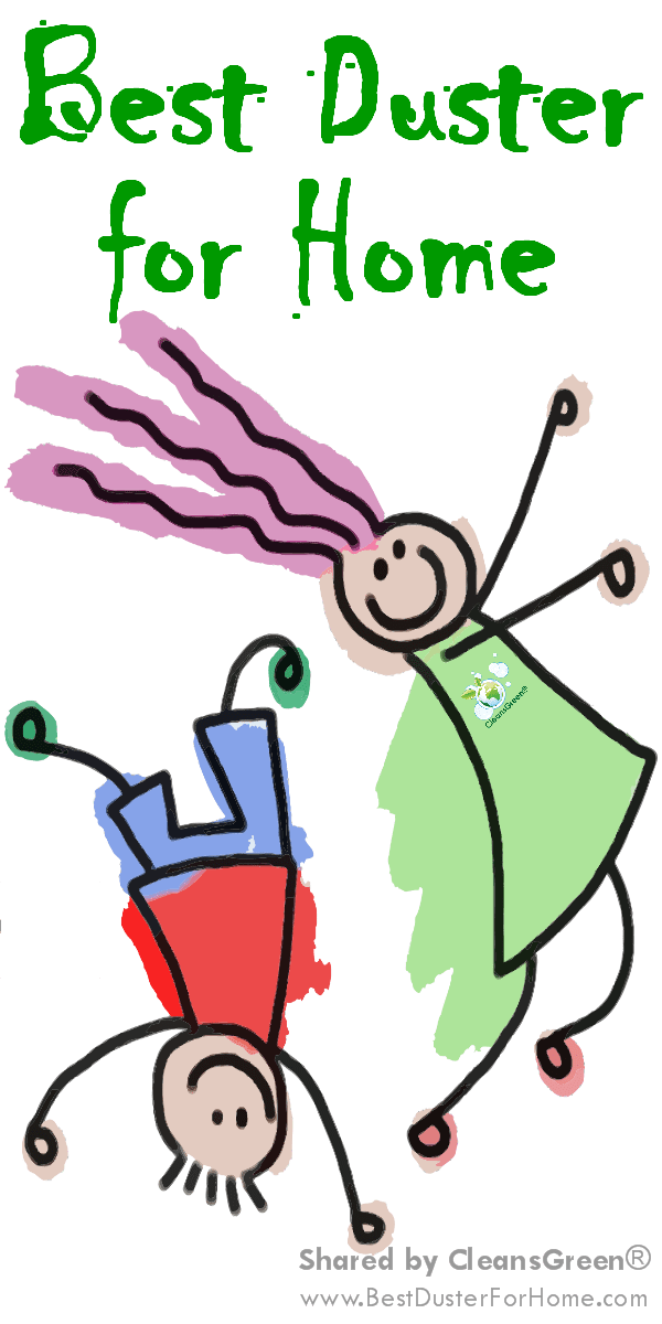 Best duster for home. Furniture clipart dusting
